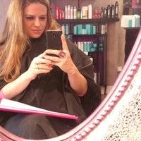 Photo taken at Barbarella Hair by Stephanie C. on 11/25/2013