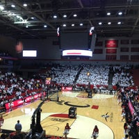 Photo taken at Fifth Third Arena | Myrl H Shoemaker Center by Bob M. on 2/9/2013