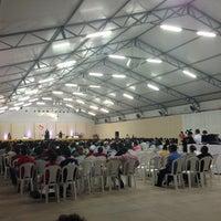 Photo taken at CEFA - Comunidade Evangélica da Família by Rafael V. on 4/19/2014