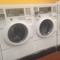 Photo taken at Jacky's Coin Laundry by Manuel O. on 9/12/2013