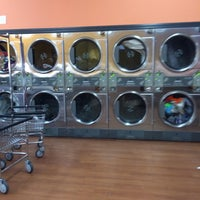 Photo taken at Jacky's Coin Laundry by Manuel O. on 9/25/2013