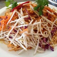 Photo taken at Lemongrass Thai Cuisine by Mark W. on 6/3/2013