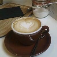 Photo taken at Koko Coffee & Design by Kim G. on 9/23/2012