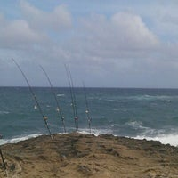 Photo taken at Laie Point by Larry S. on 10/9/2011