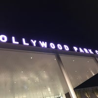 Photo taken at Hollywood Park Casino by Anıl Ç. on 1/25/2017