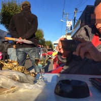 Photo taken at Marché de Basse-Indre by Pirmil S. on 10/25/2015