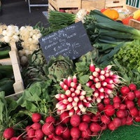 Photo taken at Marché de Basse-Indre by Pirmil S. on 9/7/2014