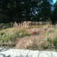 Photo taken at Nichols Middle School by Deepak K. on 10/8/2012