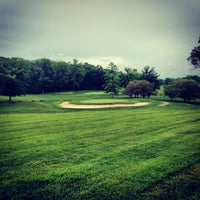 Photo taken at Forest Park Golf Course by Jordan B. on 8/18/2013