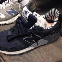 Photo taken at New Balance by Малышка on 10/2/2016