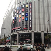 Photo taken at Yodobashi-Umeda by A Dme on 11/10/2012