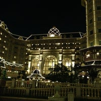 Photo taken at Tokyo Disneyland Hotel by A Dme on 7/6/2013