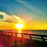 Photo taken at Lake Ponchartrain by Shannon E. on 2/15/2013