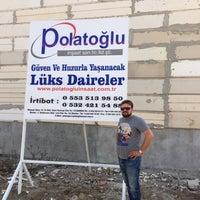 Photo taken at Polatoğlu inşaat by Şeref Ç. on 10/11/2016