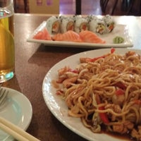 Photo taken at Amerasia Sumo Sushi by Charlie P. on 2/28/2015