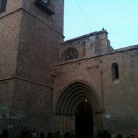 Photo taken at Catedral de Orihuela by Isabel I. on 2/16/2013