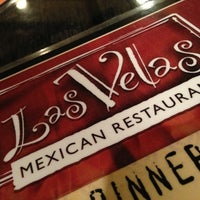 Photo taken at Las Velas Mexican Restaurant by Jadi D. on 10/18/2012