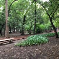 Photo taken at Parque Gandhi by Moni G. on 6/24/2013