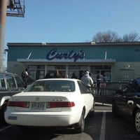 Photo taken at Curly's Fried Chicken by Michael P. on 1/23/2013