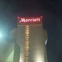 Photo taken at Cleveland Airport Marriott by Michael P. on 11/23/2012