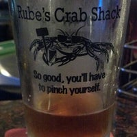 Photo taken at Rube's Crab Shack by Michael P. on 9/20/2013