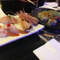 Photo taken at Octopus Japanese Restaurant by Yeuri J. on 3/29/2013