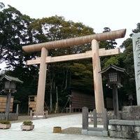 10/16/2014にEiji O.が鹿島神宮で撮った写真