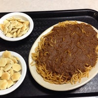 Photo taken at Skyline Chili by Steve M. on 11/6/2013