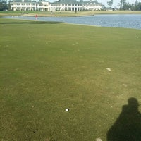 Photo taken at Augusta Pines Golf Club - Augusta Pines Course by John N. on 1/4/2015
