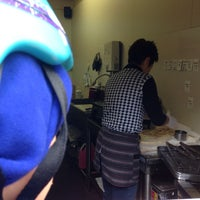 Photo taken at じゃがいもドーナツの店 ぱたーた by Sakura O. on 11/28/2014