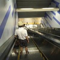Photo taken at Oedo Line Higashi-nakano Station (E31) by Sakura O. on 8/22/2017