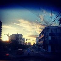 Photo taken at Avenida Álvaro Botelho Maia by Leonardo R. on 5/20/2013