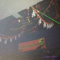 Photo taken at Circus Bar Club Lounge by Hyein S. on 10/27/2012