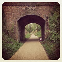 Photo taken at The Railway Line by Paul B. on 5/8/2013
