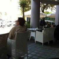 Photo taken at Café Tarik by Anton-Marco S. on 11/19/2012