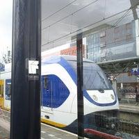 Photo taken at Station Utrecht Overvecht by Fabian on 6/13/2013