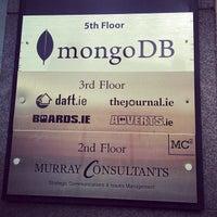 Photo taken at MongoDB, Inc by OrlandoTM on 11/6/2014
