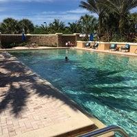 Photo taken at The Lake Lodge Pool & Beach by Kurt P. on 2/16/2016