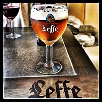Photo taken at Café Leffe by Holger U. on 3/30/2013