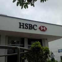 Photo taken at HSBC by Gerardo E. on 9/24/2014