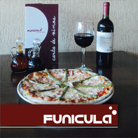Foto tomada en Funicula por Funicula el 1/28/2016