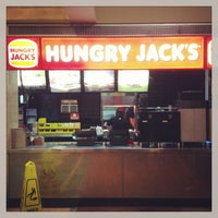 Photo taken at Hungry Jack's by DKC on 3/7/2013