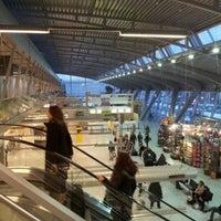 Photo taken at Eindhoven Airport (EIN) by Guido Giacomo C. on 1/17/2013