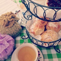 Photo taken at The Tea Cosy by Alice on 5/11/2014