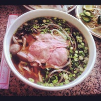 Photo taken at Pho 888 by Daru T. on 11/7/2012