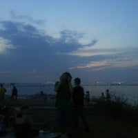 Photo taken at BayShore Park by Barry B. on 7/5/2013