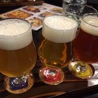 Das Foto wurde bei World Beer Pub & Foods BULLDOG von 聡 菊. am 1/24/2016 aufgenommen
