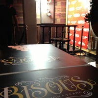 Photo taken at Bisous by ICaptureHK P. on 12/22/2012