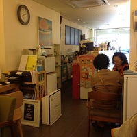 Photo taken at S Cafe by James H. on 6/10/2013