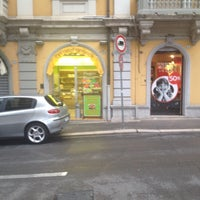 Photo taken at Panificio pizzeria di florio Francesco by Lorenzo P. on 7/22/2014